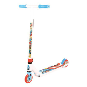 MADD GEAR Extreme Marvel - Trottinette Enfant - bleu/Multicolore